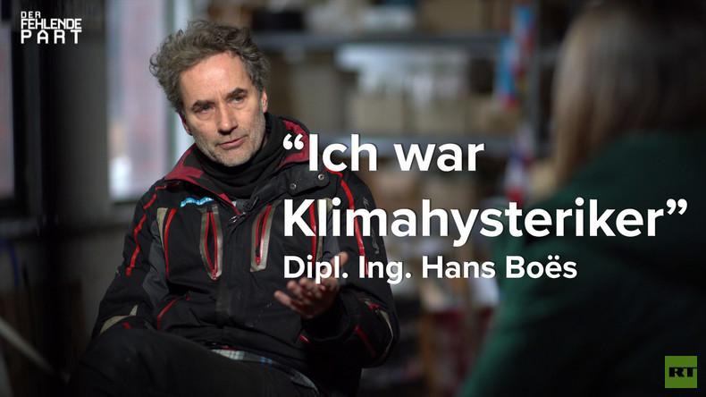 """""""Ich war Klimahysteriker"""" – Dipl. Ing. Hans Boës über Umwelt und nachhaltige Mobilität"""