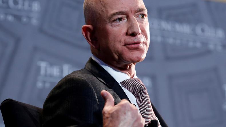 Amazon-Gründer fühlt sich erpresst: Boulevardblatt droht mit Veröffentlichung intimer Bilder