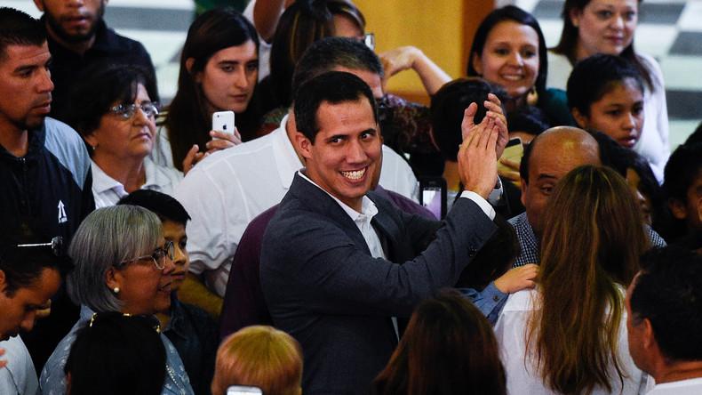 Lateinamerika-Experte: Anerkennung von Guaidó nur erster Schritt auf dem Weg zum Sturz Maduros