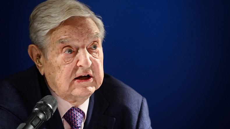 """George Soros: """"Europa steht an der Schwelle zu einem Albtraum"""""""