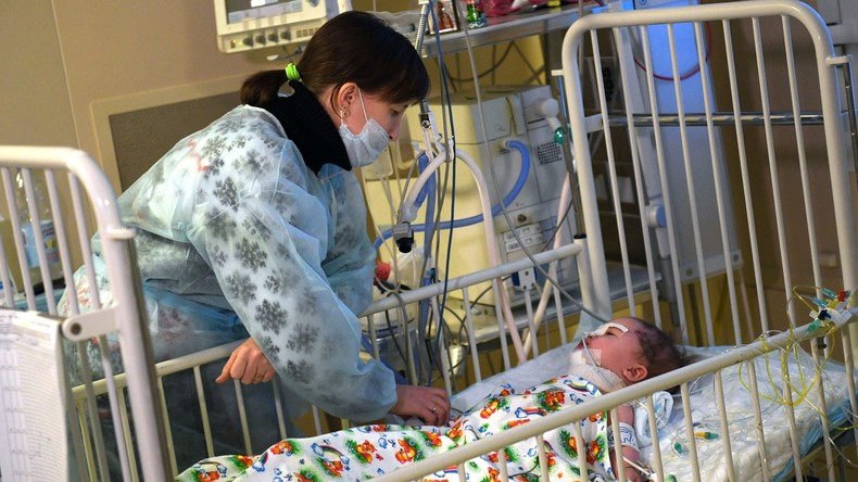 Magnitogorsk: Aus Trümmern geborgenes Kind aus Krankenhaus entlassen