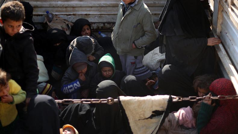 Erneutes Bombardement durch US-geführte Koalition: 70 Tote im syrischen Baghuz