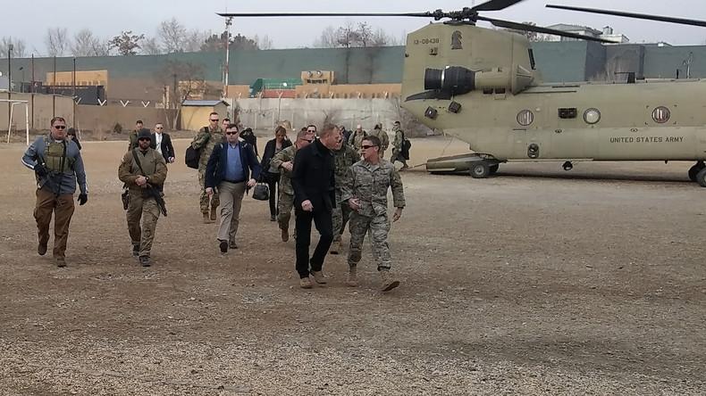 US-Verteidigungsminister in Afghanistan: Kabul soll an Friedensgesprächen mit Taliban teilnehmen
