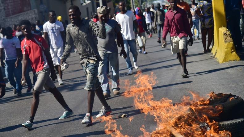 Die Heuchelei der US-Außenpolitik am Beispiel Haiti (Video)