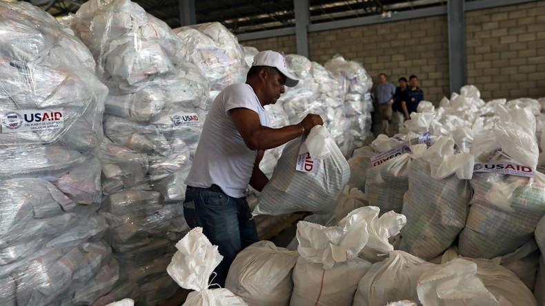 Venezuela: Humanitäre Hilfe der USA als Trojanisches Pferd? (Video)