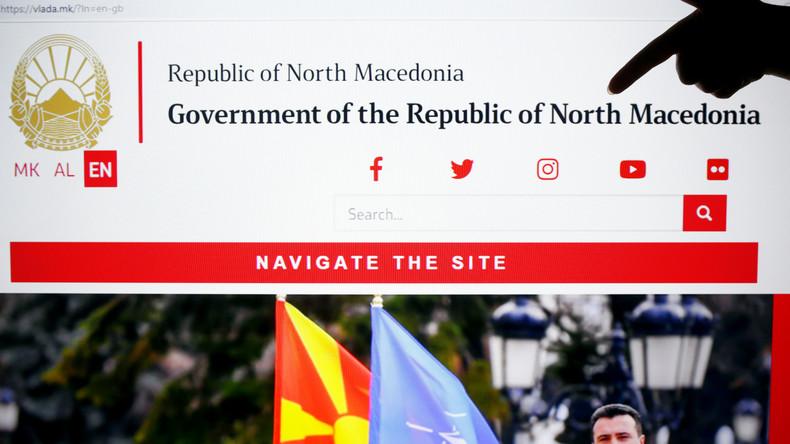 Mazedonien heißt nun offiziell Nordmazedonien