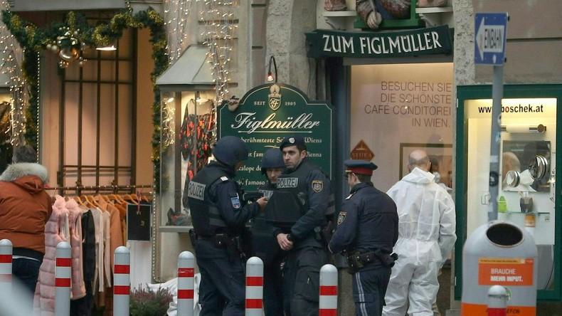 Wien: Mann erschießt Frau auf offener Straße