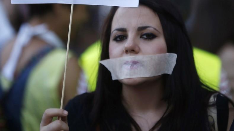 Israelkritik unerwünscht: Meinungsfreiheit in Deutschland in Gefahr?