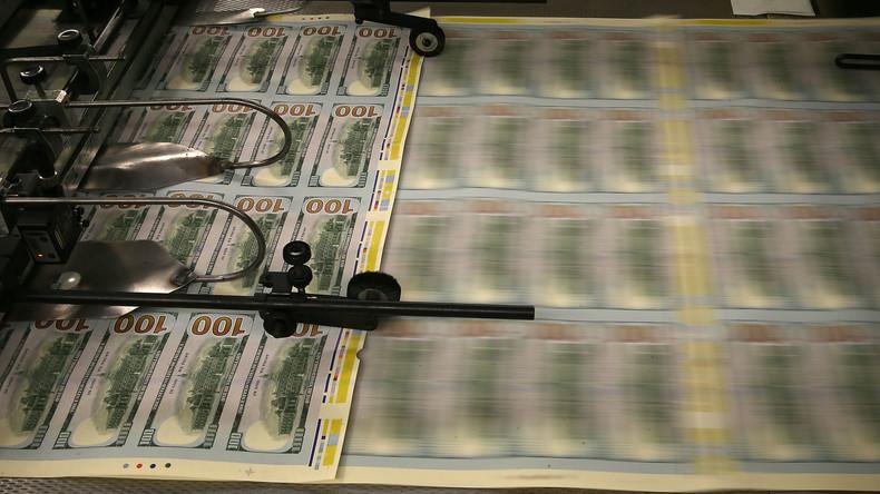 Rekordwert: US-Staatsverschuldung übersteigt 22 Billionen US-Dollar