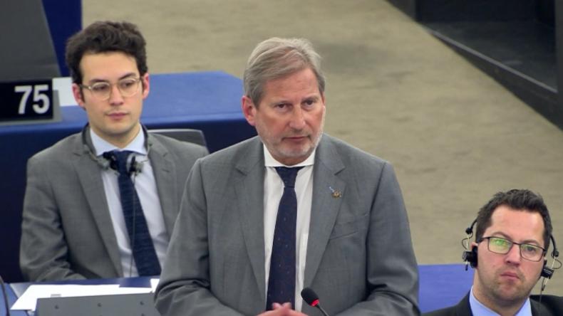 EU-Parlament: Syrische Flüchtlinge werden noch länger bleiben