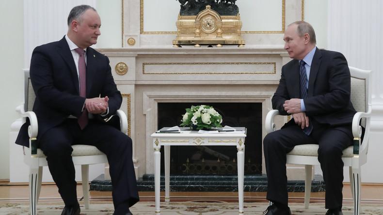 Warnung aus russischem Außenministerium: Drohen bald Unruhen in Moldawien?