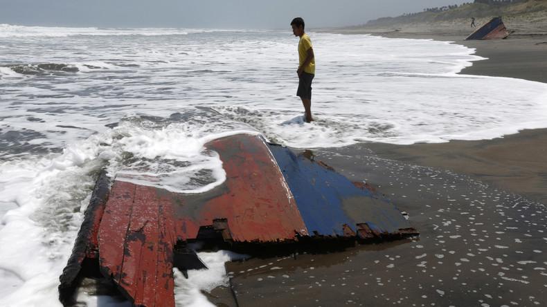 Wegen hoher Asylzahlen: Insel für Migranten in Australien wird wiedereröffnet