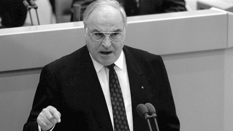 Europaparlament benennt Gebäude nach Helmut Kohl