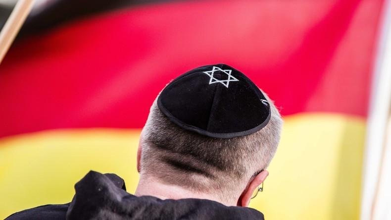 Deutschland: Deutlicher Anstieg judenfeindlicher Straftaten