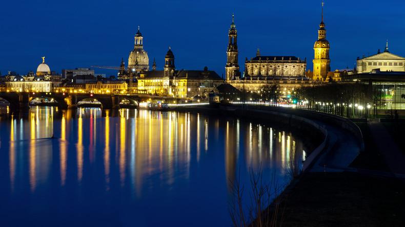 LIVE: Dresden gedenkt der Bombennächte