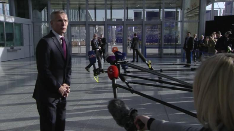 NATO-Generalsekretär: Europa in Reichweite russischer Raketen