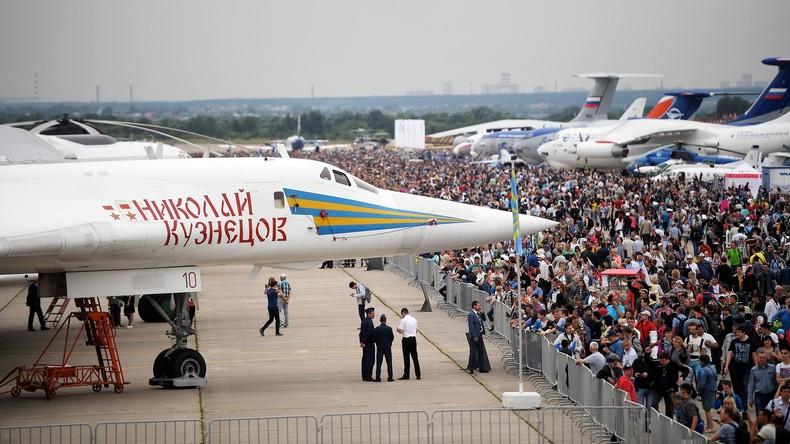 In Russland wird über zivile Version des Überschallbombers Tu-160 nachgedacht