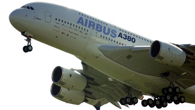 Airbus stellt Produktion von weltgrößtem Passagierjet A380 ein