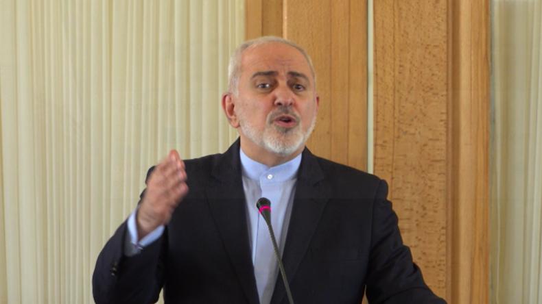 Iranischer Außenminister: Was will sich die EU von den USA noch gefallen lassen?