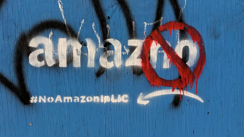 Amazon bekommt 129 Mio, statt Steuern zu bezahlen