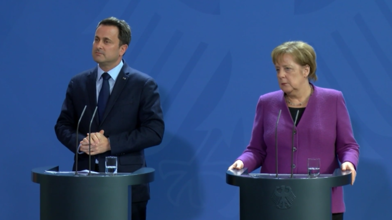 """Deutschland: Merkel fordert """"ehrlichen"""" Brexit-Deal, der den Realitäten standhält"""