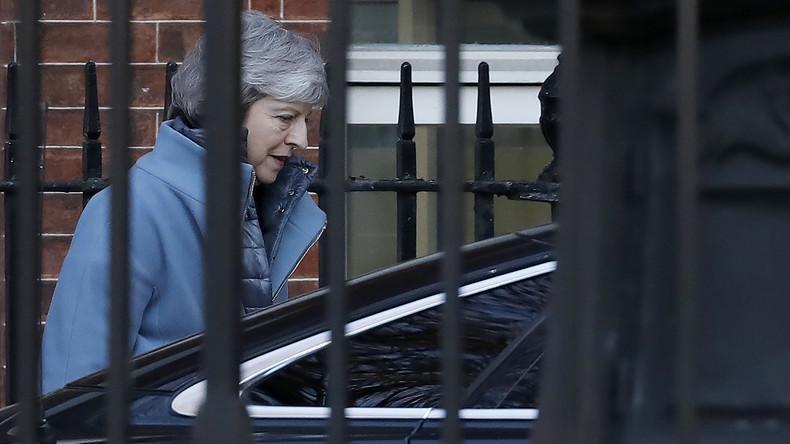 Neue Brexit-Schlappe: Unterhaus stellt Mays Mandat für Nachverhandlungen infrage