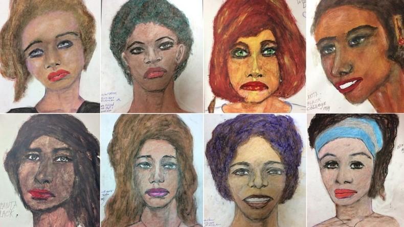 Serienmörder zeichnet Porträts seiner Opfer – FBI veröffentlicht sie, um Getötete zu identifizieren