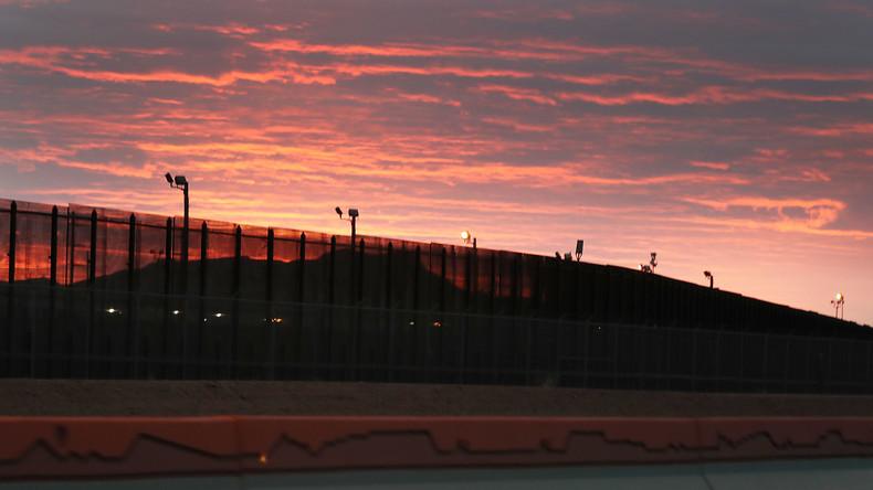 US-Haushaltsgesetz und die Mauer: Trump wird nationalen Notstand erklären