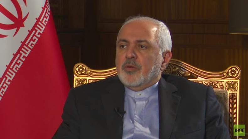 """Interview mit iranischem Außenminister: """"Ein Test für internationale Glaubwürdigkeit Europas"""""""