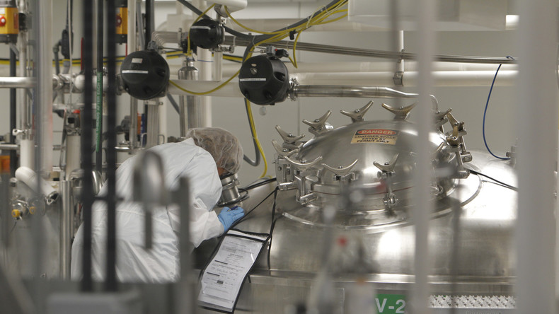 Chinesische Investitionen in US-Biotechnologie - Daten könnten zur Erpressung missbraucht werden
