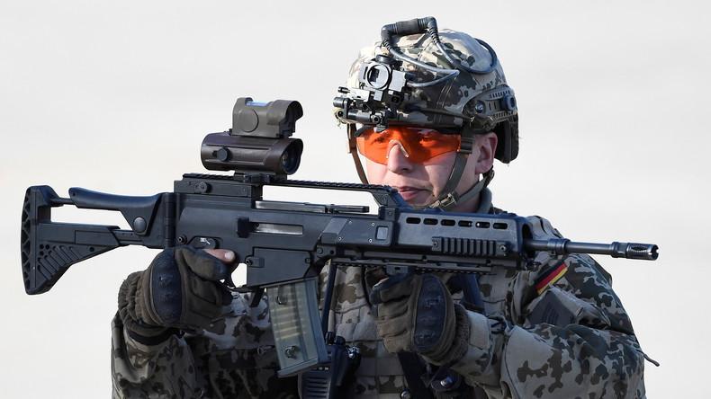 Ausgedient: Nachfolgemodell des Pannengewehrs G36 soll auch bei Hitze verlässlich sein