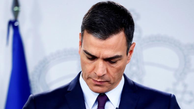 Spanien: Sánchez ruft Neuwahl für 28. April aus