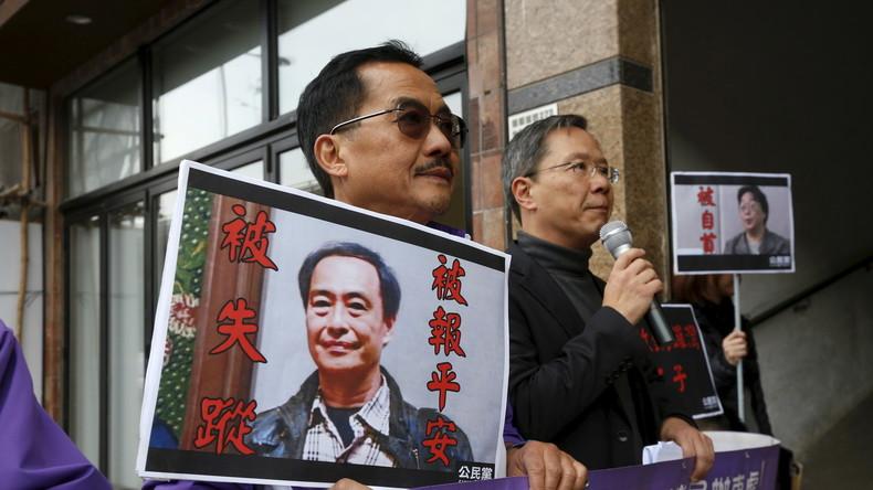 Schweden untersucht Botschafter in China – wegen geheimer Gespräche zu verhaftetem Buchherausgeber