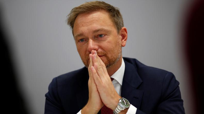 Christian Lindner bei Maybrit Illner: Es wird nur noch über Rand-Gruppen gesprochen