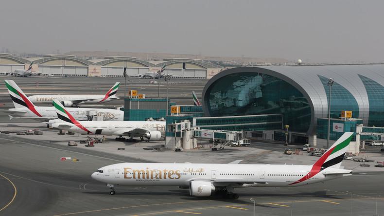 Drohnensichtung legt Flugverkehr in Dubai lahm