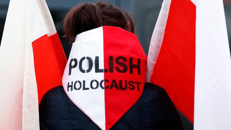 """""""Polen haben mit Nazis kollaboriert"""": Netanjahu entfacht in Warschau erneut Streit um Holocaust"""