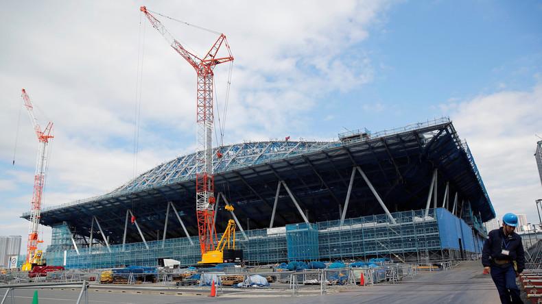 Japan stockt Etat für Eröffnungszeremonie bei Olympia 2020 auf