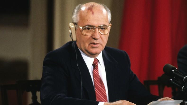 Michail Gorbatschow in Deutschland: Zum Denkmal degradiert, als Warner ignoriert!