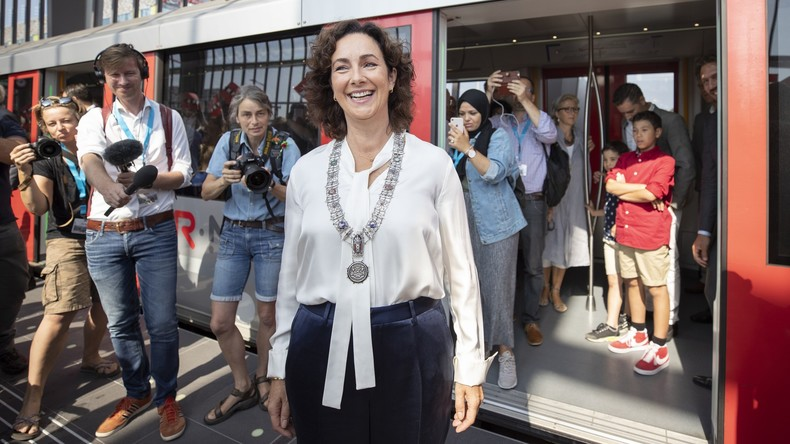 Sexarbeiterinnen sind keine Sehenswürdigkeit: Amsterdams Bürgermeisterin kritisiert Touristen