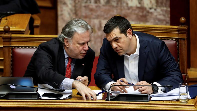 Giorgos Katrougalos neuer griechischer Außenminister