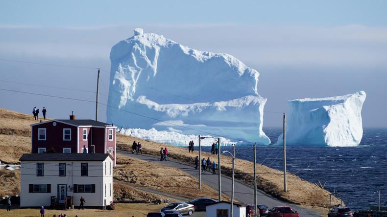 30.000 Liter Eisbergwasser: Kanadischer Wodka-Hersteller von bizarrem Diebstahl verblüfft