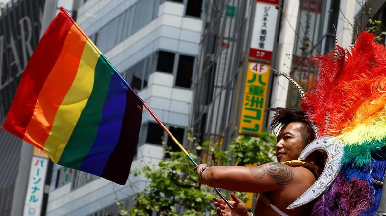 Japanische Homo-Paare klagen zu Valentinstag gegen Regierung wegen Eheverbots