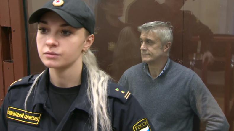 Vorwurf Veruntreuung: US-Investmentmanager Michael Calvey erscheint vor Moskauer Gericht
