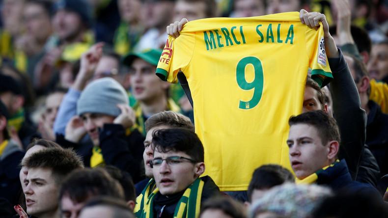 Leiche von verunglücktem Fußballer Sala in Argentinien eingetroffen