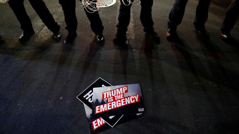 USA: Erste Klage gegen Trumps Notstandserklärung