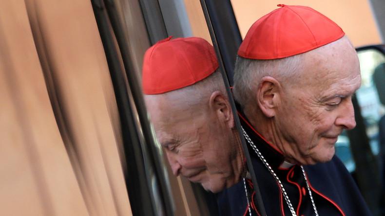 Papst entlässt früheren Erzbischof von Washington wegen eines Missbrauchsskandals