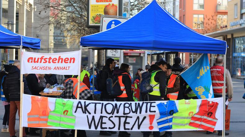 """Rund 2.000 Teilnehmer an """"Bunte Westen""""-Demos in Deutschland"""