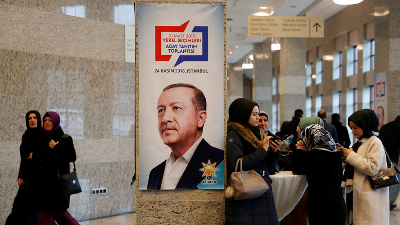 """Debatte um """"Geisterwähler"""": Türkei streicht 90.000 Namen aus Listen"""