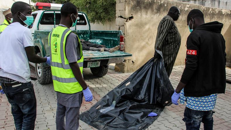 Elf Tote bei Selbstmordanschlag in Moschee im Nordosten Nigerias