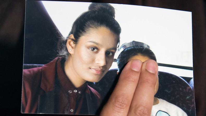 Britische IS-Frau bringt Kind in Syrien zur Welt - Streit um Rückkehr